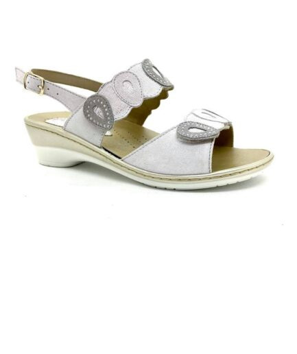 PODOLIFE SHOES Sandalo Donna Ghiaccio podolifecalzature.it 3 Scarpe Donna