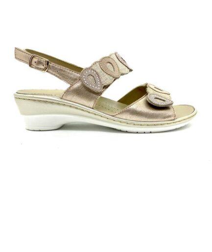 PODOLIFE SHOES Sandalo Donna Oro podolifecalzature.it 5 Scarpe Donna