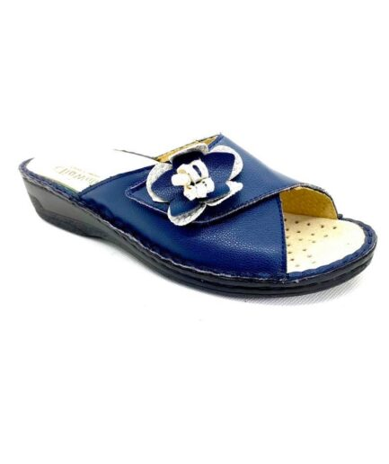 Pantofola Donna CliaWalk estraibile 407 blu podolifecalzature.it e1621359958709 Scarpe Donna
